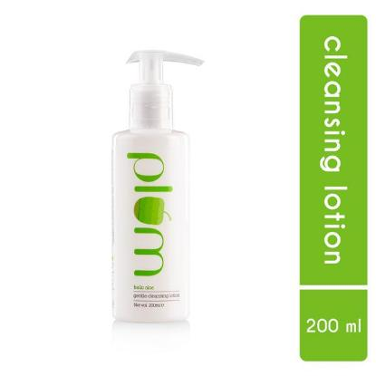 Picture of Plum Hello Aloe Gentle Cleansing Lotion 200ml