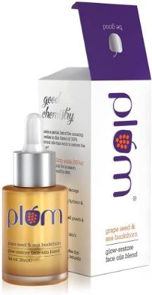 Picture of Plum Grape Seed & Sea Buckthorn Glow-Restore Face Oils Blend 30ml