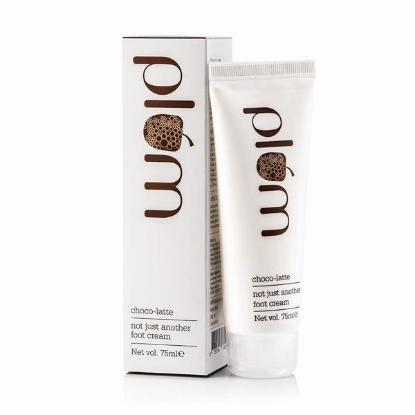 Picture of Plum Choco-Latte Not Just Another Foot Cream 75ml