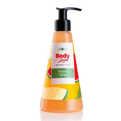 Picture of Plum BodyLovin' Tropical Tango Shower Gel 240ml