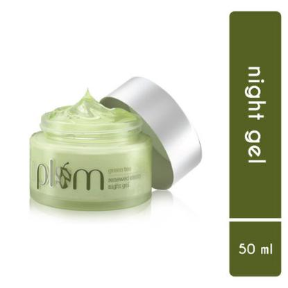Picture of Plum Green Tea Renewed Clarity Night Gel 50ml
