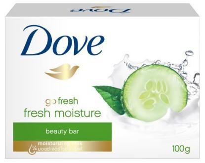 Picture of Dove Beauty Bar Go fresh Moisture 100 gm