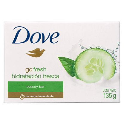 Picture of Dove Beauty Bar Go fresh Moisture 135 gm