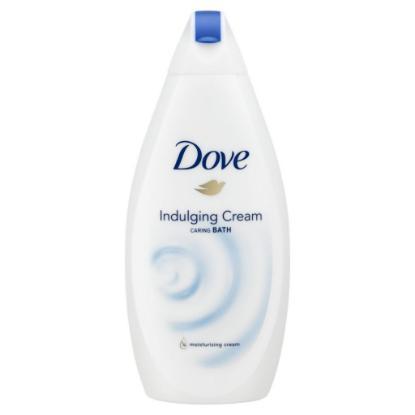 Picture of Dove Caring Bath Indulging Cream 750ml