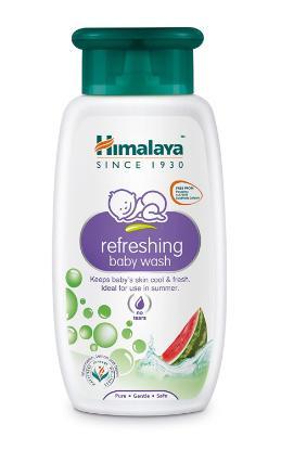 Picture of Himalaya Refreshing Baby Wash 100ml