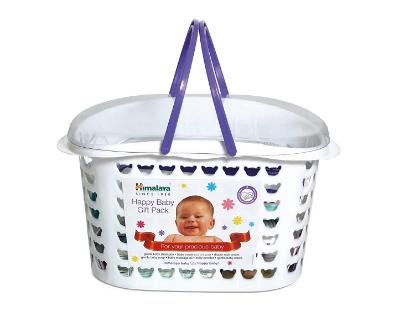 Picture of Himalaya Baby Care Gift Pack Basket