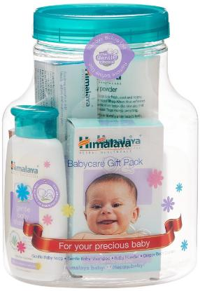 Picture of Himalaya Baby Care Gift Pack Jar