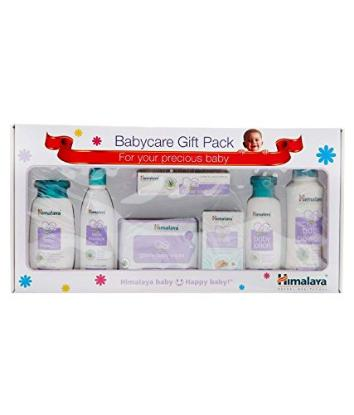 Picture of Himalaya Baby Care Gift Pack With Window