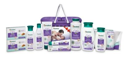 Picture of Himalaya Happy Care Gift Pack 9's