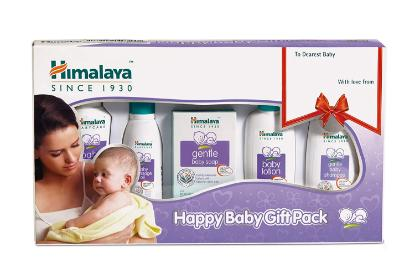 Picture of Himalaya Happy Care Gift Pack 5's SOP