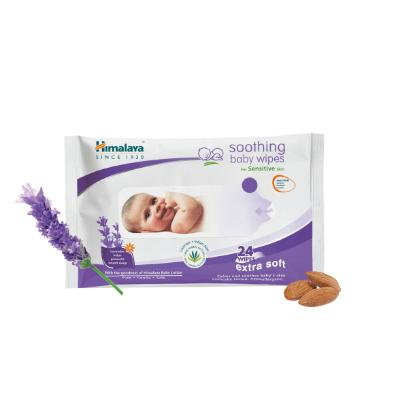 Picture of Himalaya Soothing Baby Wipes 24'S
