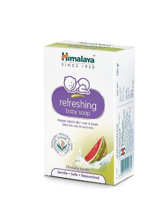 Picture of Himalaya Gentle/Refreshing Baby Soap 125gm