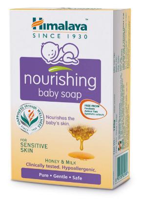 Picture of Himalaya Ex.Moiz/Nourshing Baby Soap 75gm