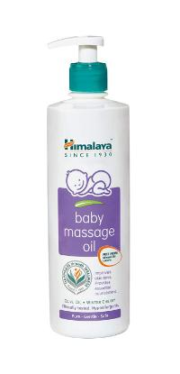 Picture of Himalaya Baby Massage Oil 500ML