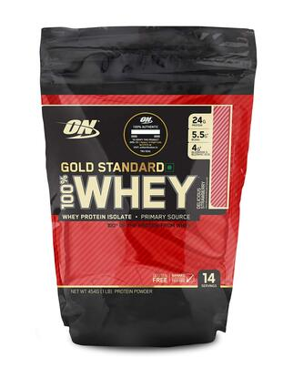 Picture of 100% Whey Gold Standard 1 lbs