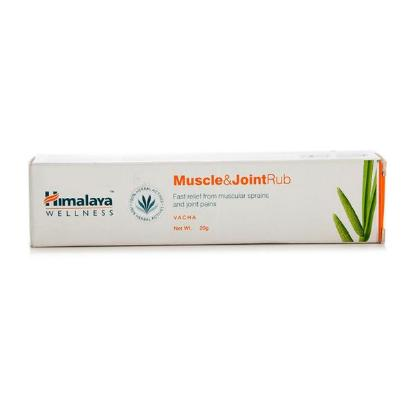 Picture of Himalaya Muscle & Joint Rub 20gm