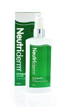 Picture of Neutriderm Oil Regulator lotion 120ml