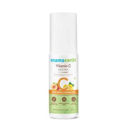 Picture of Mamaearth Vitamin-C Face Milk Lotion 100ml