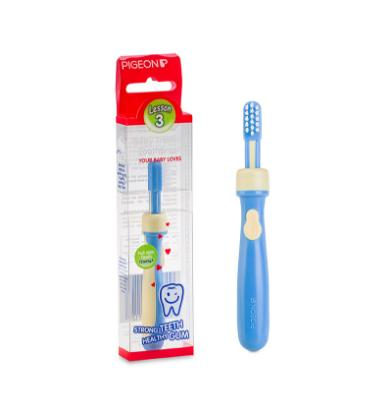 Picture of Pigeon Training Toothbrush L-3 (Blue)