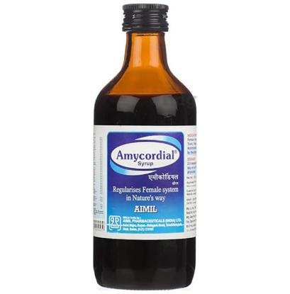 Picture of Aimil Amycordial Syrup 450ml