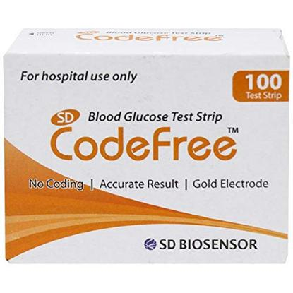 Picture of CodeFree Test Strip