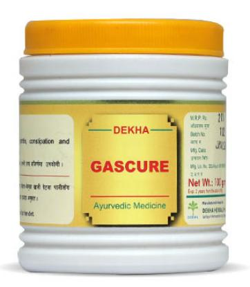 Picture of Dekha Gas Cure 100gm