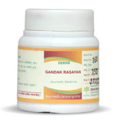 Picture of Dekha Gandhak Rasayan 10gm