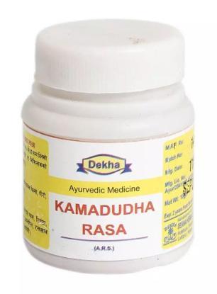 Picture of Dekha Kamadudha Ras 10gm