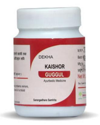 Picture of Dekha Kaishor Guggul 25gm