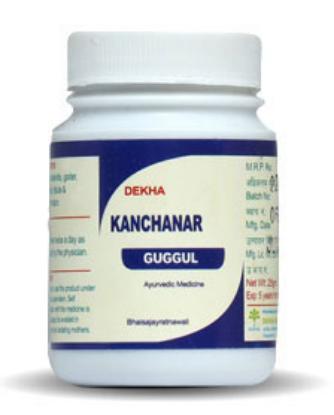 Picture of Dekha Kanchanar Guggul 25gm