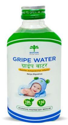 Picture of Dekha Gripe Water 130ml