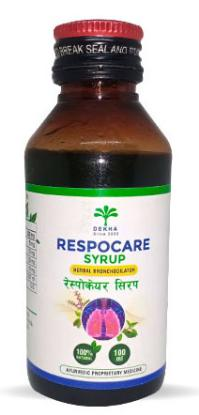 Picture of Dekha Respocare Syrup 100ml