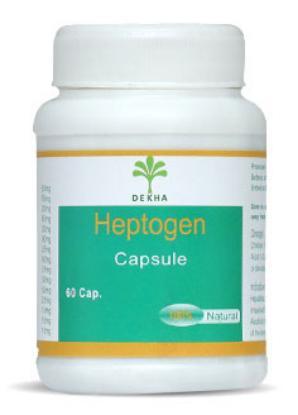 Picture of Dekha Heptogen Capsule 60cap