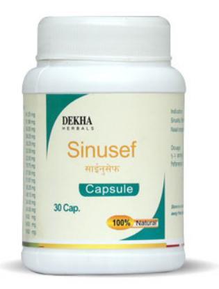 Picture of Dekha Sinusef Capsule 30cap