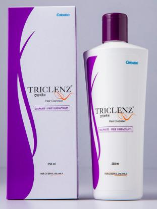 Picture of Curatio Triclenz Hair Cleanser 250ml