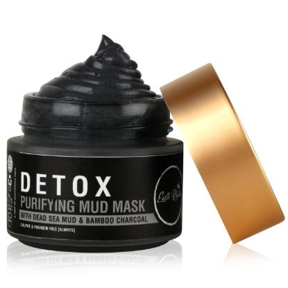 Picture of Earth Rhythm Detox Purifying Mud Face Mask - 100gm