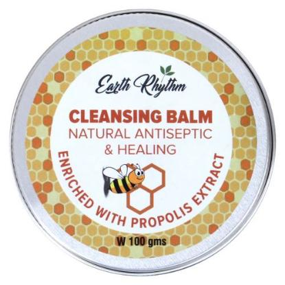 Picture of Earth Rhythm Healing Cleansing Balm With Propolis (100gm)
