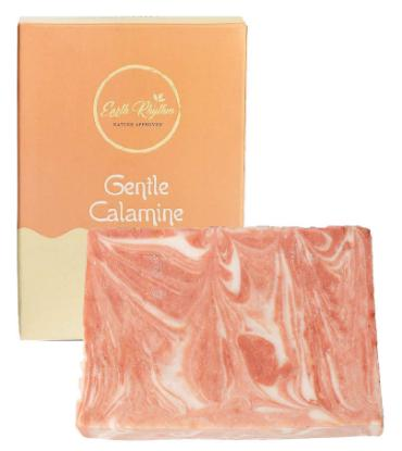Picture of Earth Rhythm Soothing Calamine Soap for Xtra Sensitive Skin