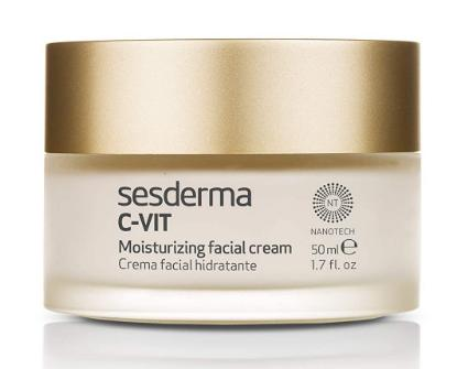 Picture of Sesderma C-Vit Moisturizing Facial Cream 50ml