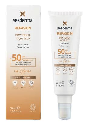 Picture of Sesderma Repaskin Spf 50+ Dry Touch 50ml