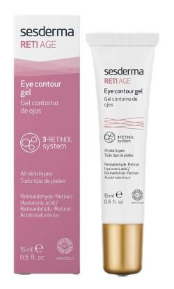 Picture of Sesderma Retiage Eye Contour Gel 15ml