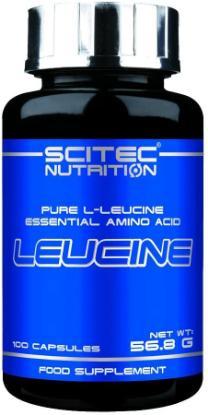 Picture of Scitec Essential Leucine 100 Сарs 'Bottle