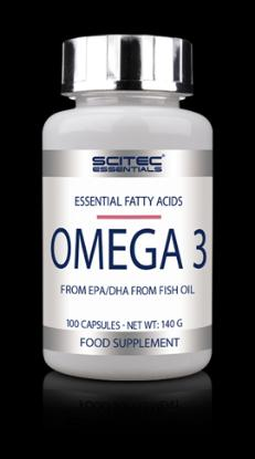 Picture of Scitec Essential Omega 3 100 Caps 'Bottle