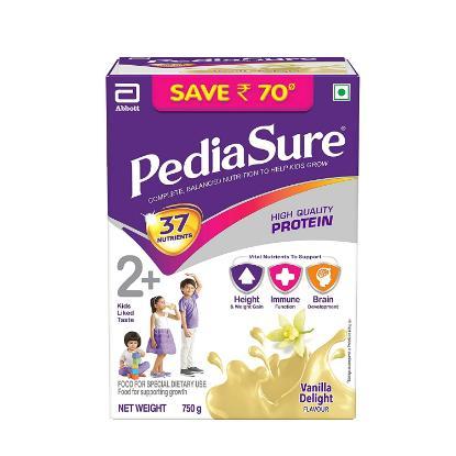 Picture of Pediasure Vanilla Flavour 750gm