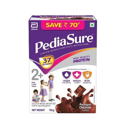 Picture of Pediasure Chocolate Flav. 750gm