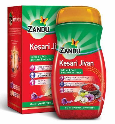 Picture of Zandu Kesari Jivan Chyavanprash 900g