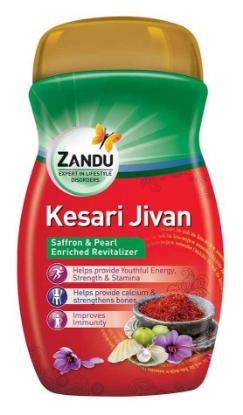 Picture of Zandu Kesari Jivan Chyavanprash 450g