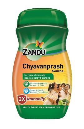 Picture of Zandu Chyavanprash 450 Grm
