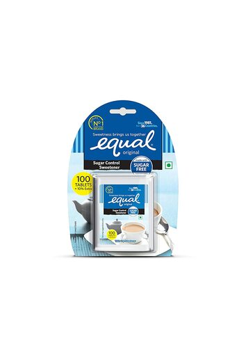 Picture of Equal Original Sugar Control Sweetener 100'S