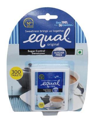 Picture of Equal Original Sugar Control Sweetener 300'S